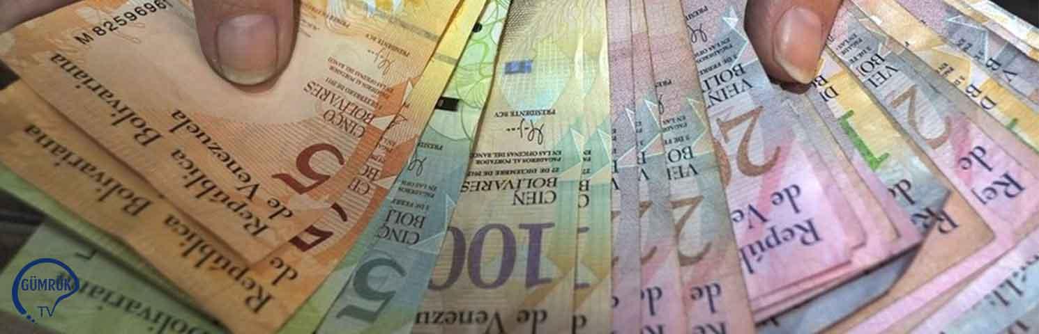 Venezüella'da Yüksek Değerli Banknotlar Tedavülde