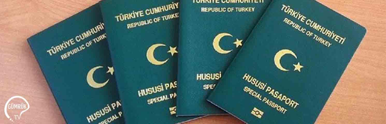 İhracatçılar Ay Sonu İtibariyle Yeşil Pasaportlarını Alacak