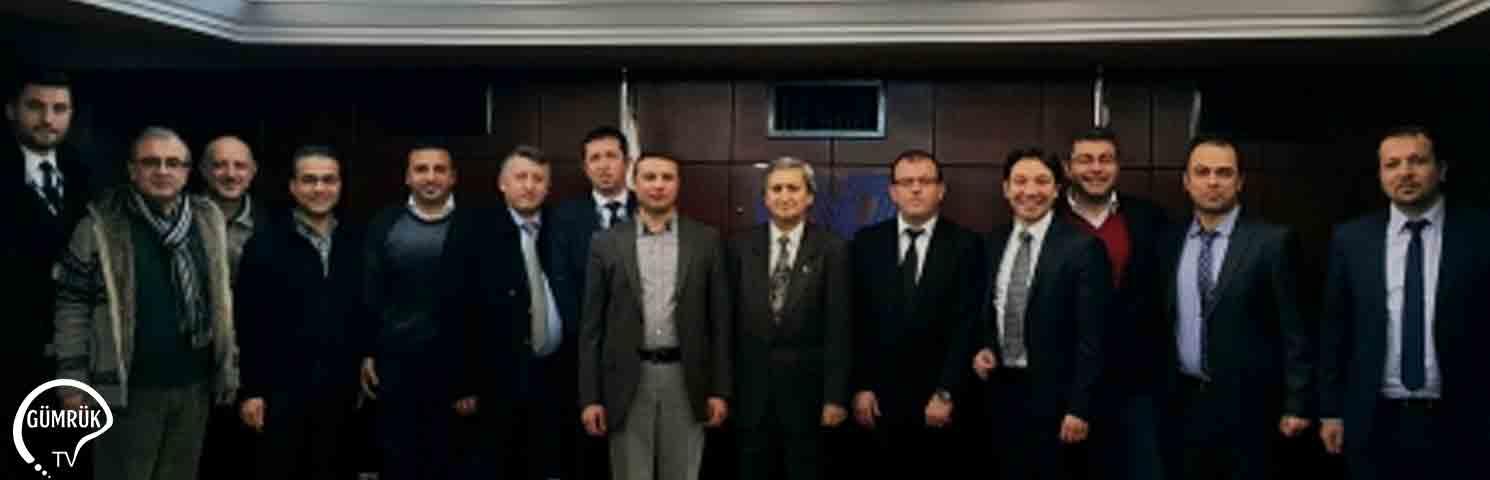 Gümrük ve Antrepo Çalışma Grubu Toplantısı Gerçekleştirildi