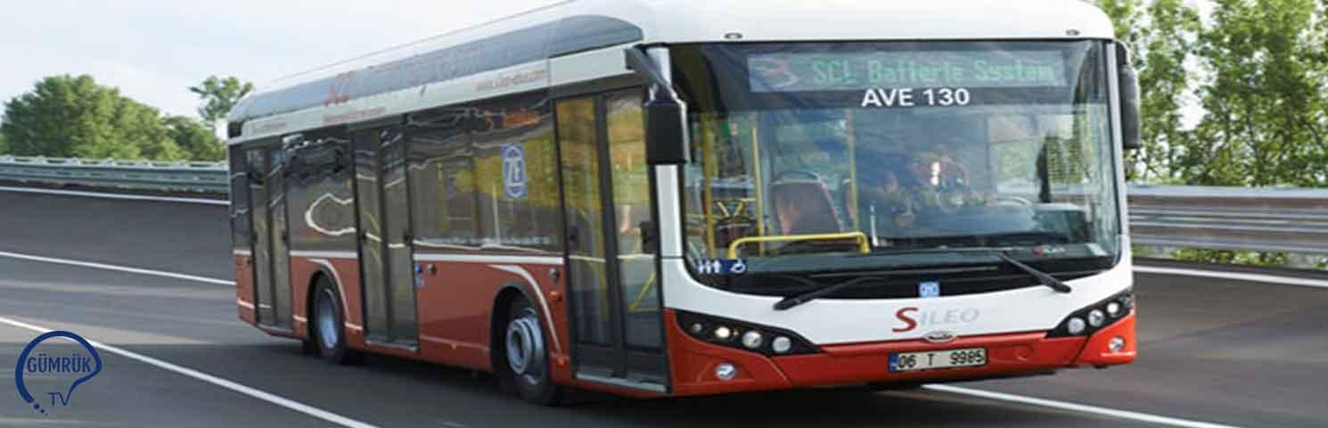 İlk Yüzde 100 Elektrikli Otobüs Ankara'da Üretiliyor