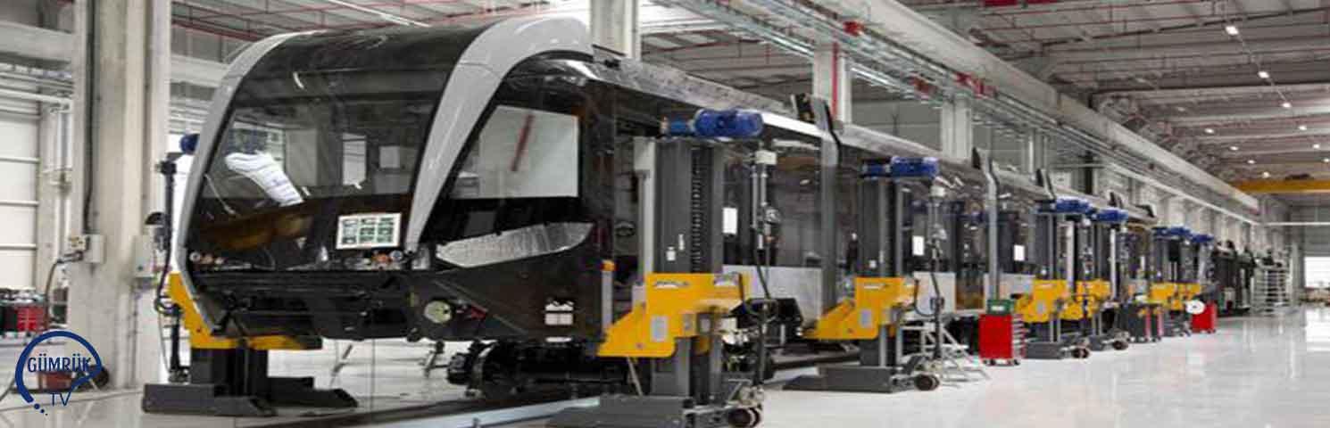 Sincan'da Üretilecek Bangkok'ta Kullanılacak