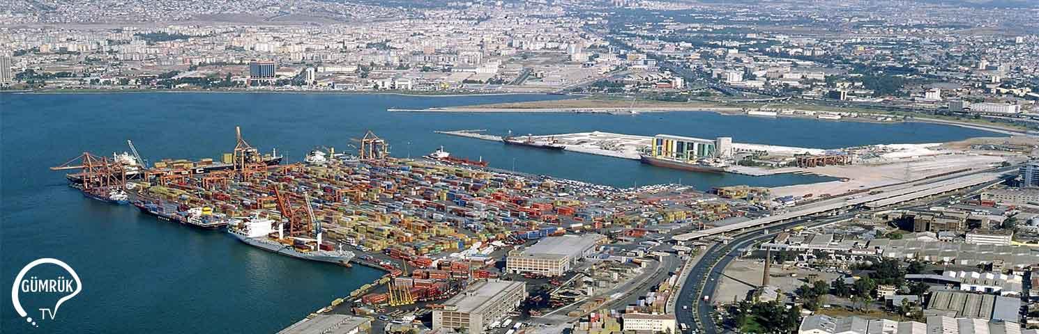 Yeni Alsancak Limanı'nın Önü ÇED'den Açıldı
