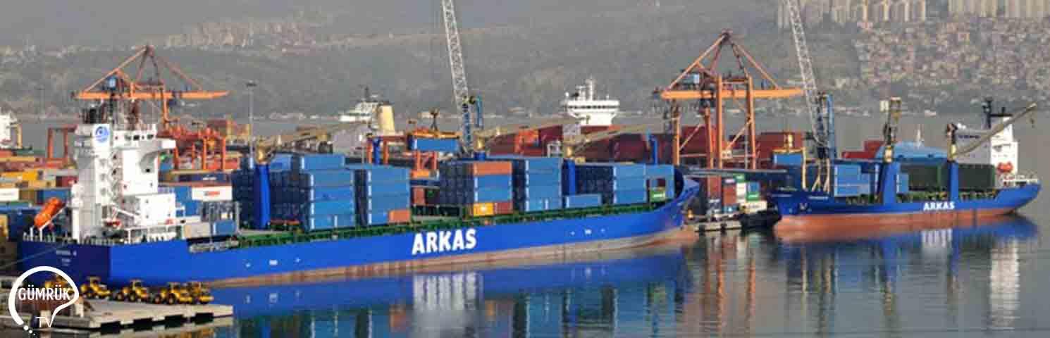 Arkas, 2018'de 100 Bin TEU Taşıma Kapasiteli 53 Gemilik Filoya Sahip Olacak