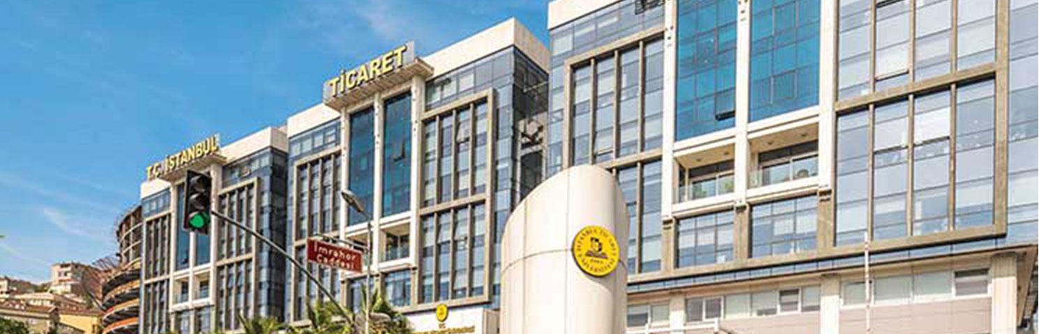 İstanbul Ticaret Üniversitesi'nden Açıklama