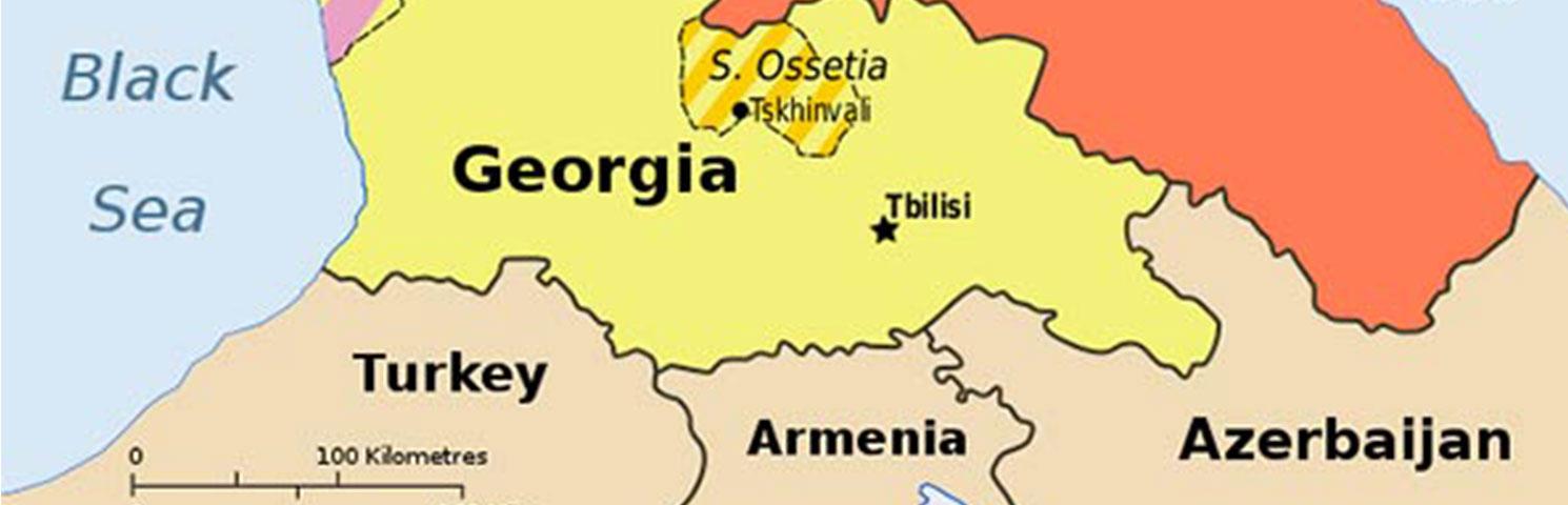 Gürcistan ve Ermenistan Arasında Kargo Taşımacılığı