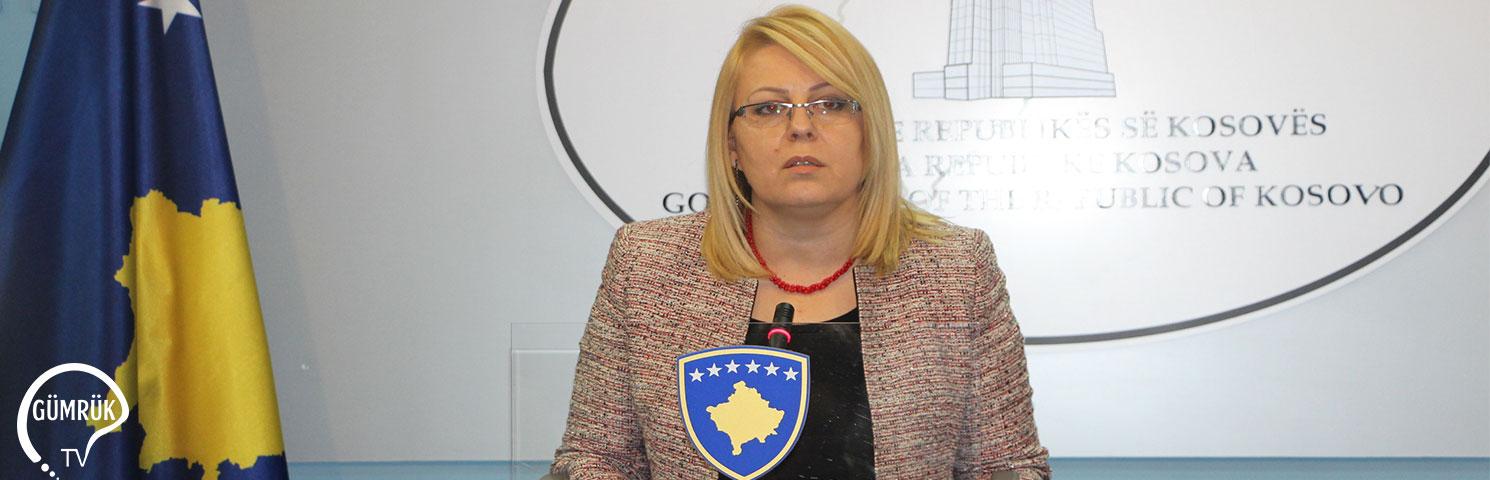 Bajrami: Kosova'da Faaliyet Gösteren 700 Türk Firması Var
