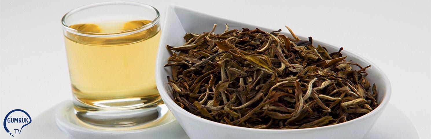 4 Bin 500 Liralık Beyaz Çayın İhracatı Yapılamıyor