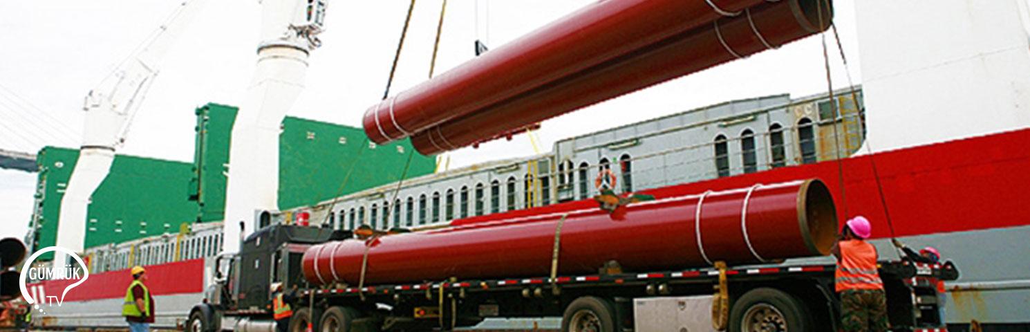 Çelik Boru İthalatına Damping Önlemi