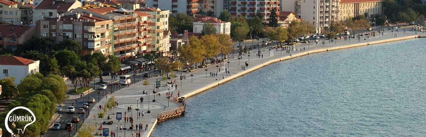 """""""Çanakkale Turizmi İçin Gümrük Kapısı Açılmalı"""""""
