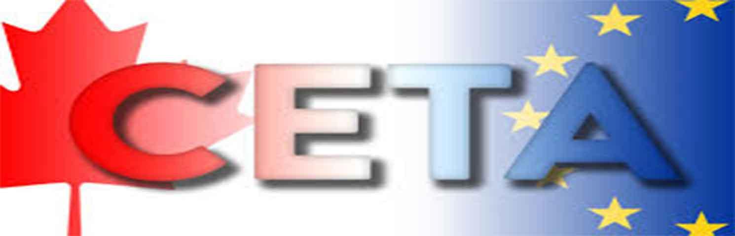 Avrupa Birlği-Kanada Serbest Ticaret Anlaşması(CETA) Türkiye'yi Nasıl Etkileyecek?