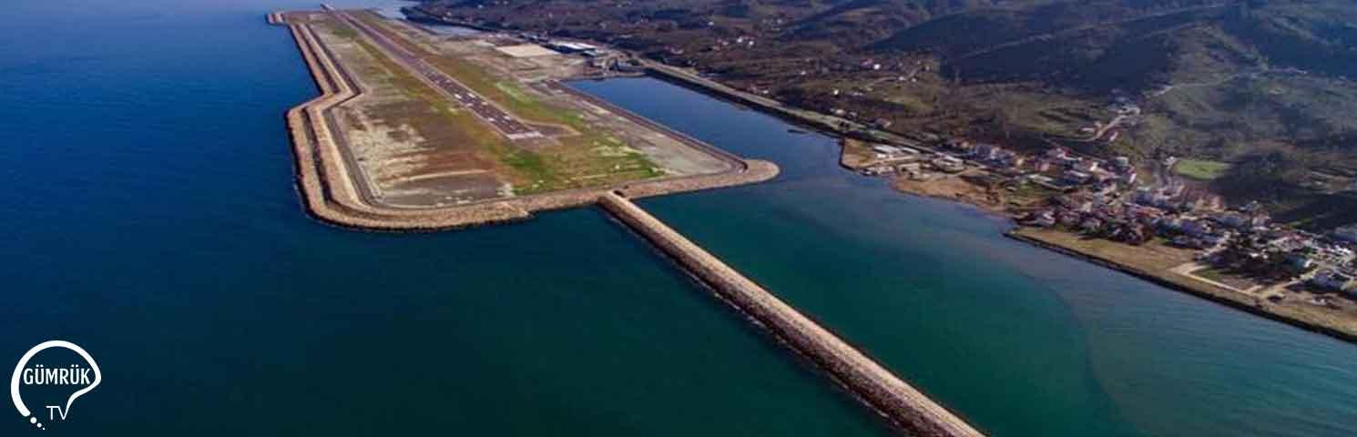 İkinci Deniz Üstü Havalimanı'nda Teklifler Bugün Alınıyor