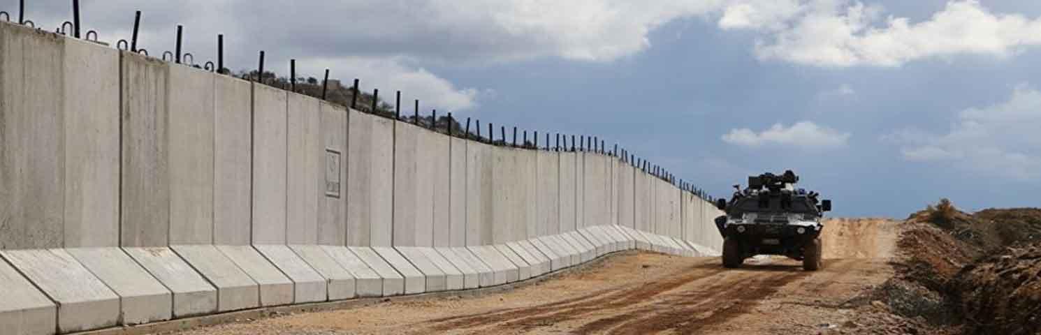 'Suriye'den Sonra Ermenistan Ve İran Sınırlarına Da Duvar Örülecek'