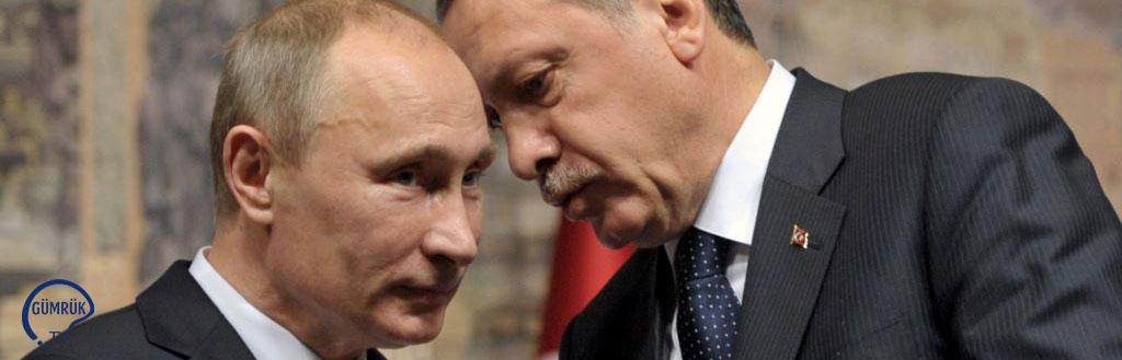 Aylar Sonra Erdoğan Ve Putin Yüz Yüze Görüştü