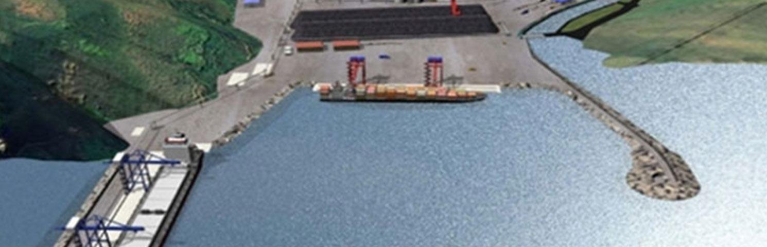 Filyos Limanı Başlıyor