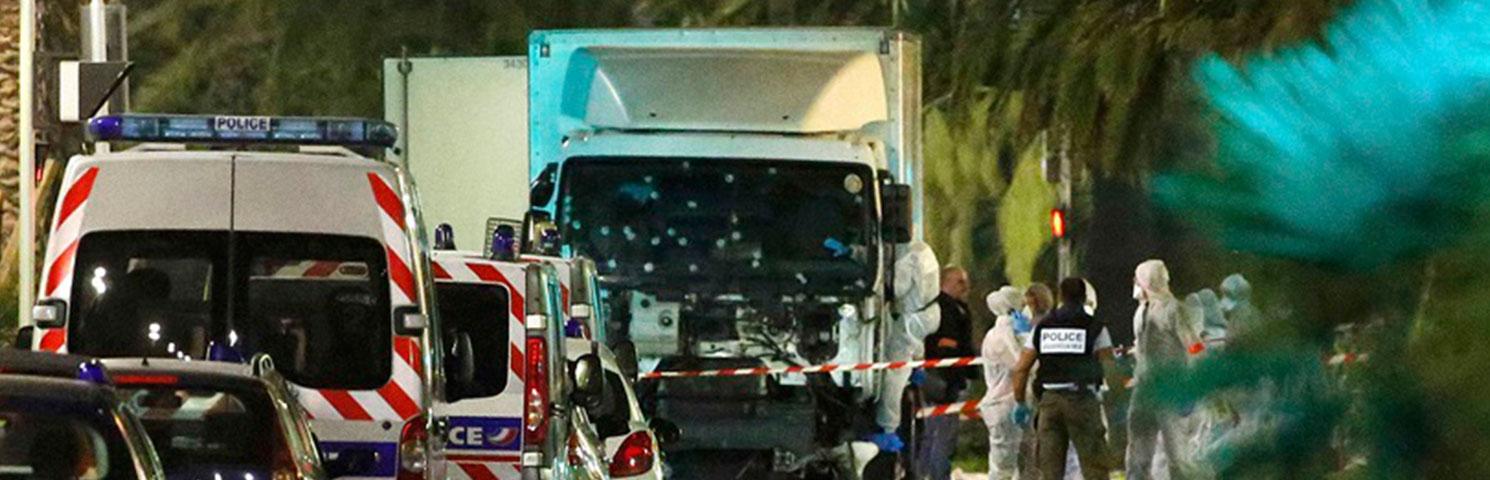 Fransa'da Saldırı: 84 Ölü 100 Yaralı