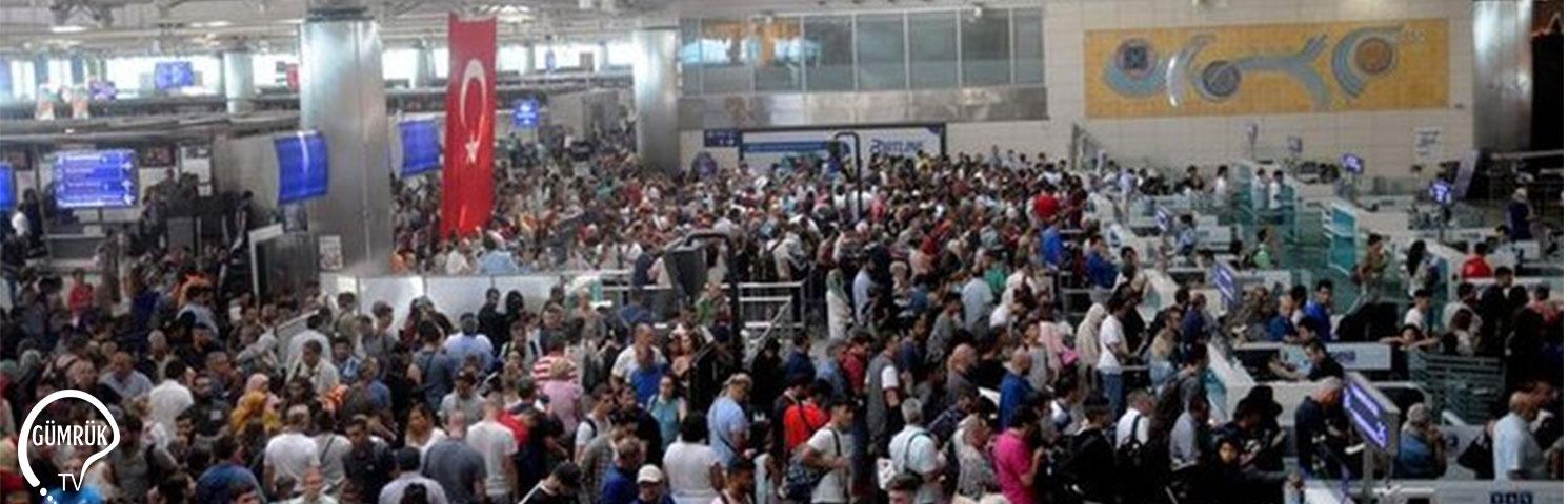 Yurtdışına Çıkacak Yeşil ve Gri Pasaportluların Dikkatine