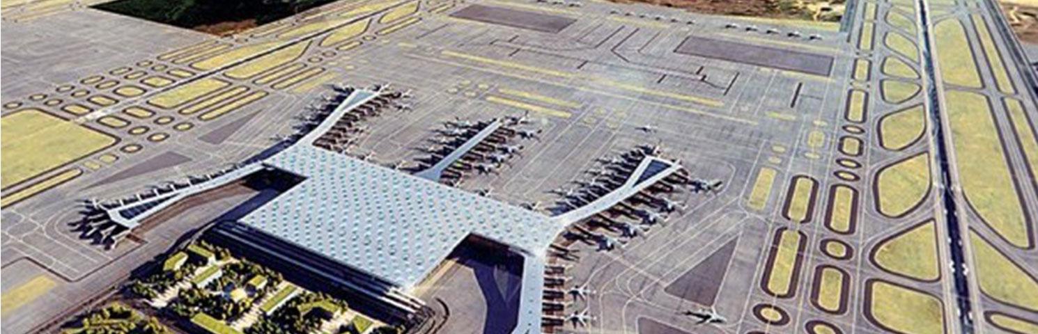 Üçüncü Havalimanı Aksamayacak