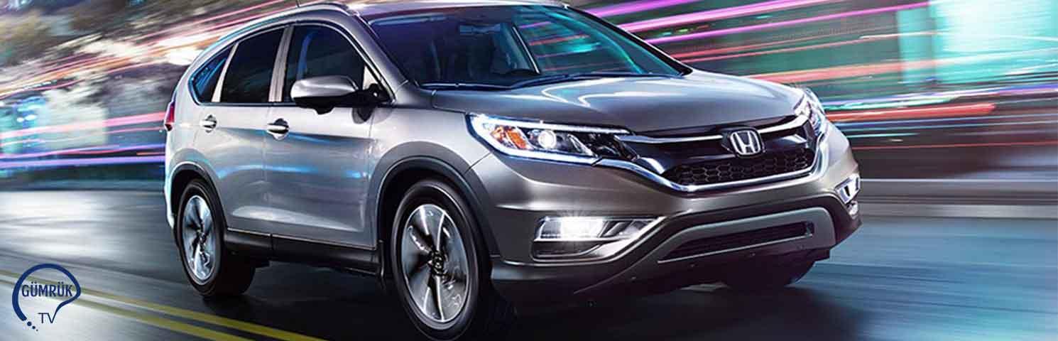 Yeni Honda CR-V Kararı Avrupa'da Şaşkınlık Yarattı