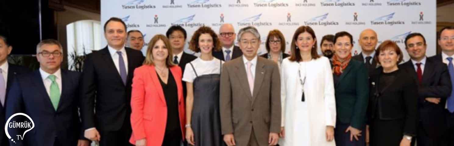 Lojistikte Dev Türk-Japon Birleşmesi