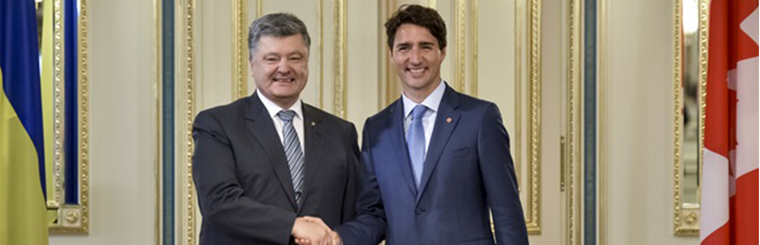 Ukrayna ve Kanada'dan Serbest Ticaret Anlaşması