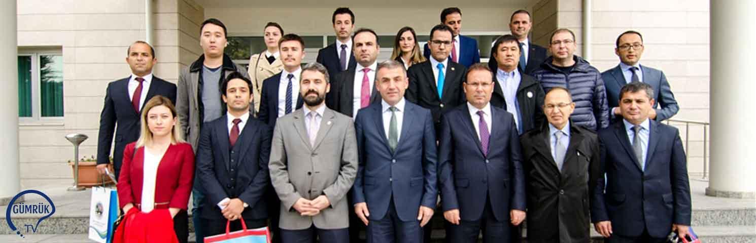 Türk Konseyi Üyeleri Kapıkule'de Yap-İşlet-Devret Sistemini İnceledi
