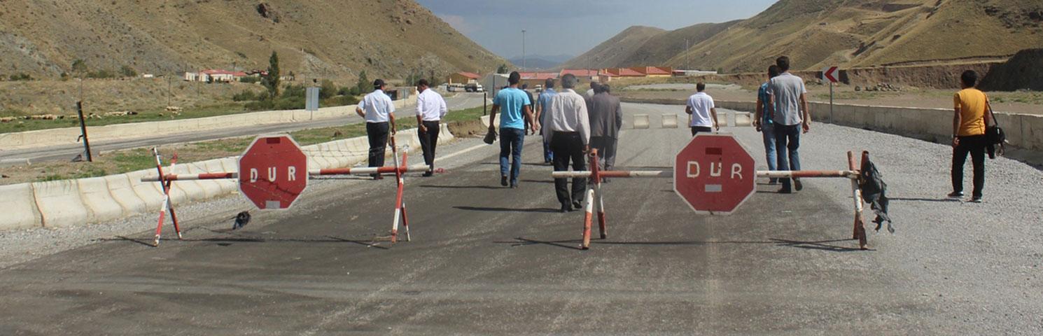 Kapıköy Gümrük Kapısı Doğu'da Ticareti Geliştirecek
