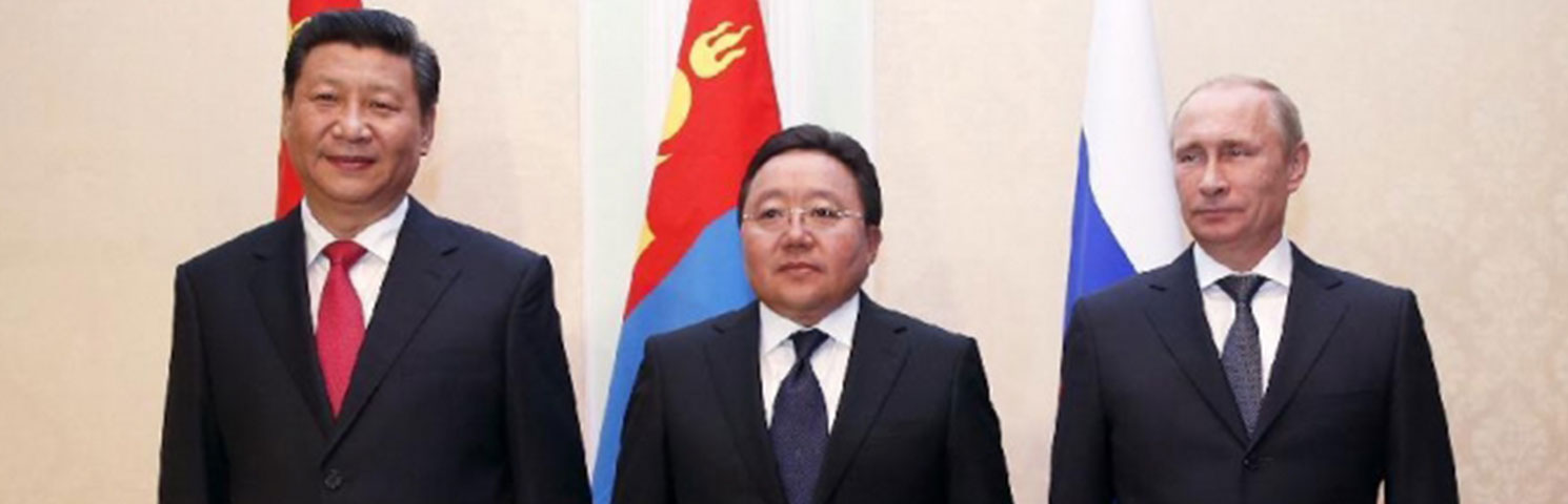 Rusya Ekonomik Koridor Oluşturuyor