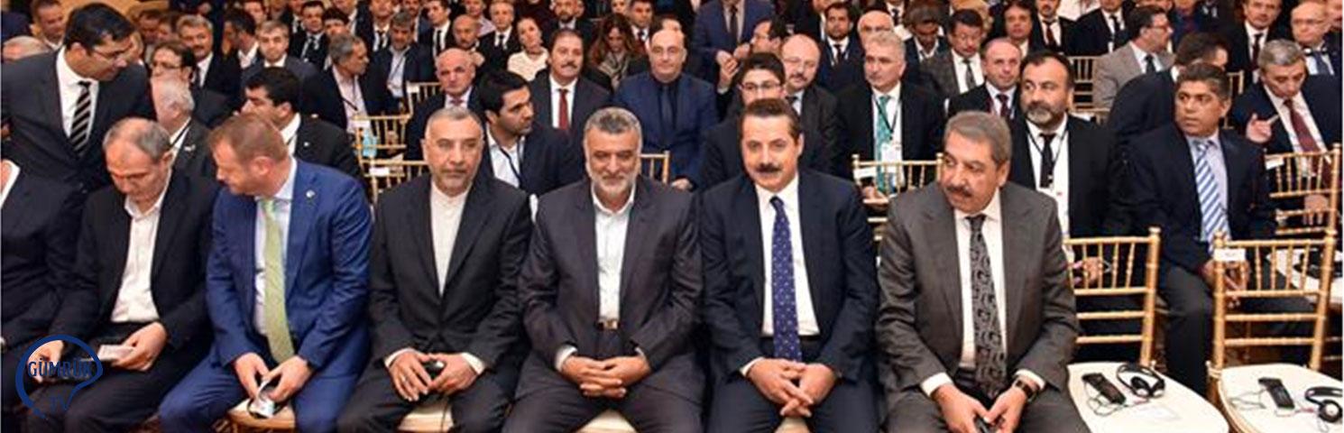 Türkiye-İran 1. Tarım İş Forumu Başladı