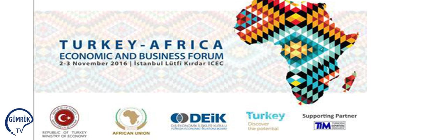 Türkiye - Afrika Ekonomi İş Forumu