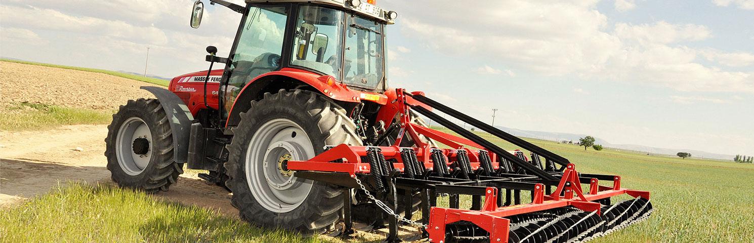 Yeni Zelanda' ya Tarım Makineleri İhraç Edilecek