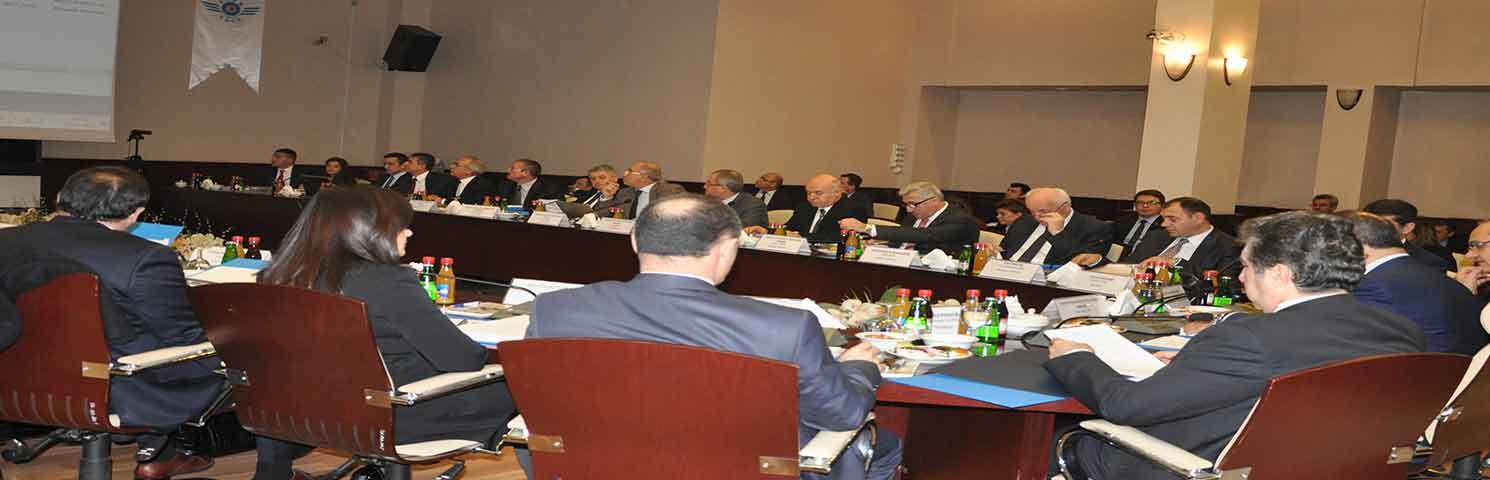 Lojistik Koordinasyon Kurulu 5. Toplantısı Yapıldı