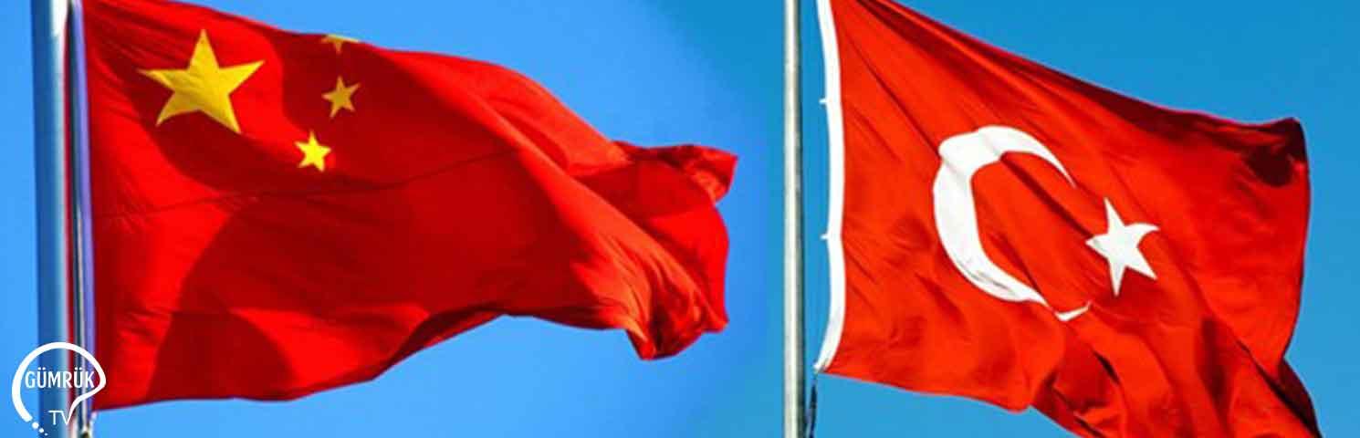 Türkiye ile Çin Arasındaki Ticaret Hacmi Arttırılacak