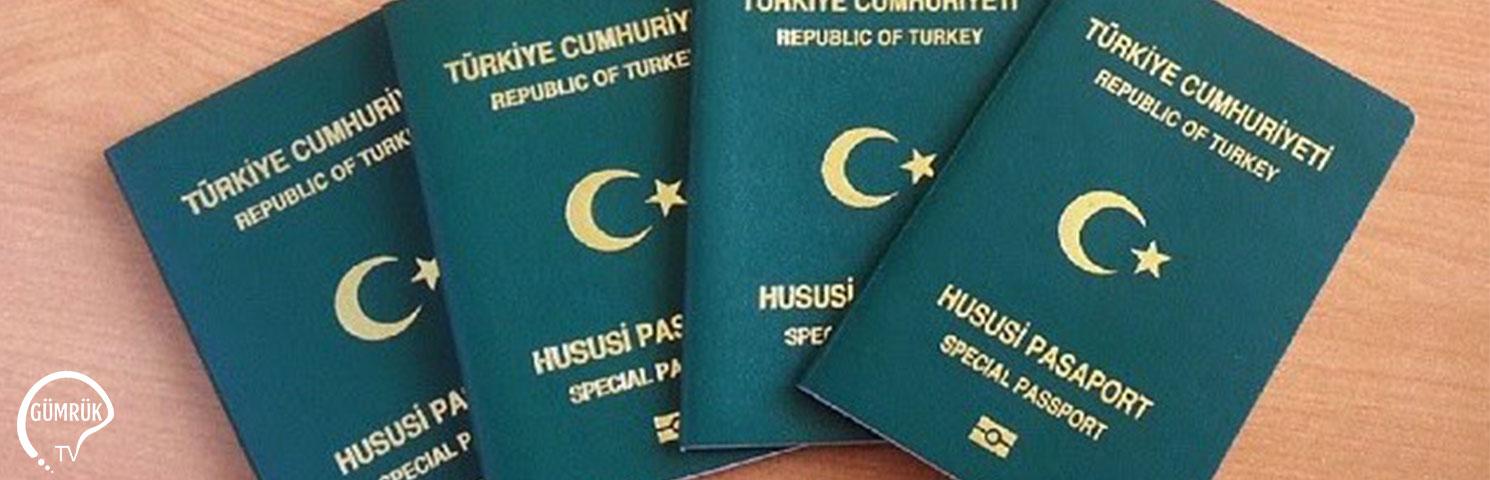 15 Bin İhracatçıya Yeşil Pasaport Müjdesi