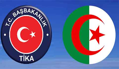 Türkiye İle Cezayir Arasındaki İşbirliği Anlaşmasına Ek TİKA'nın Statüsüne Dair Protokol Uygun Bulundu