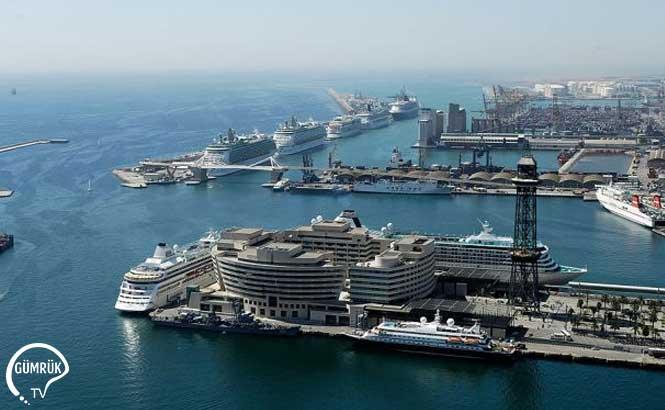 Barselona Limanı 2017'de Avrupa'nın En Hızlı Büyüyen Limanı Oldu