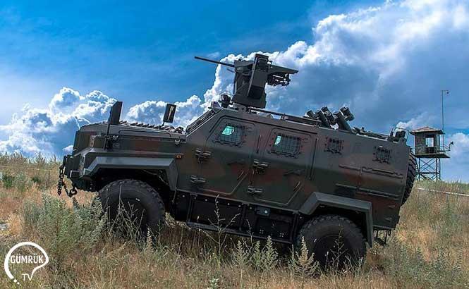Türk Zırhlıları İhracata Yürüdü