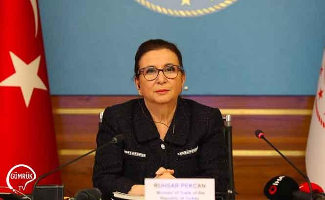 Ticaret Bakanı Pekcan Esnaf ve Sanatkarlar İçin Normalleşme Adımlarını Değerlendirdi