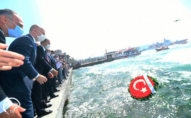 'Türkiye Denizcilik Zirvesi' Açılış Oturumu Gerçekleştirildi