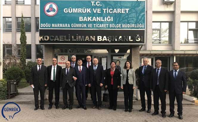 Kocaeli İl Gıda, Tarım ve Hayvancılık Müdürlüğü ile Protokol Koordinasyon Toplantısı