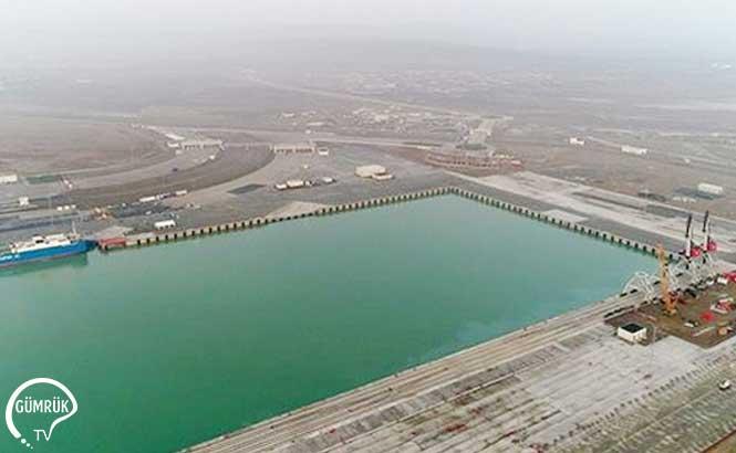 Yeni Bakü Limanı Ro-Ro Terminalı Alat'ta Resmi Olarak Açıldı