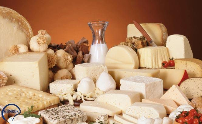 Kırklareli'den Süt ve Süt Ürünleri İhracatı