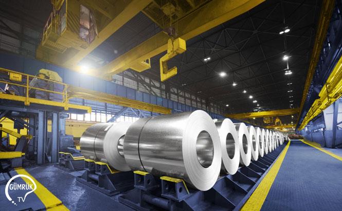 Demir-Çelik Sektörü Türkiye'de En Fazla İhracat Yapan Üçüncü Sektör Konumuna Yükseldi