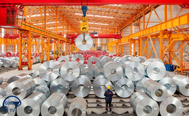 İhracata 'Çelik' Katkısı
