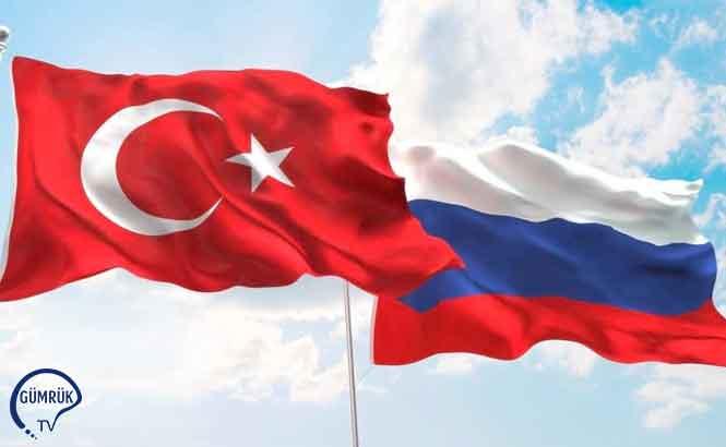 Rusya İle Gümrük Alanında Yaşana Sorunlar Konuşulacak