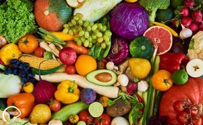 Yaş Meyve Sebze İhracatında Temmuz Bereketi