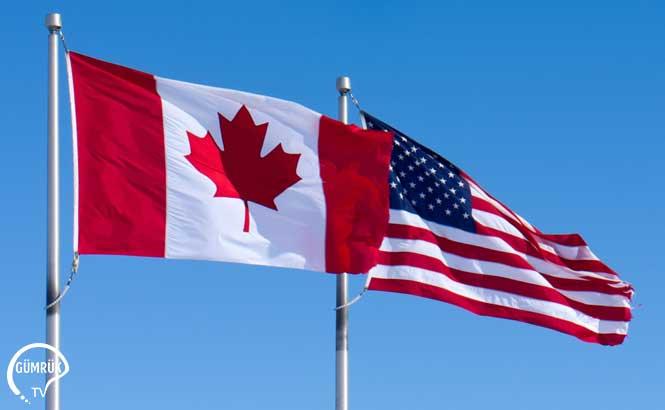 Kanada ABD'yi Dünya Ticaret Örgütüne Şikayet Etti