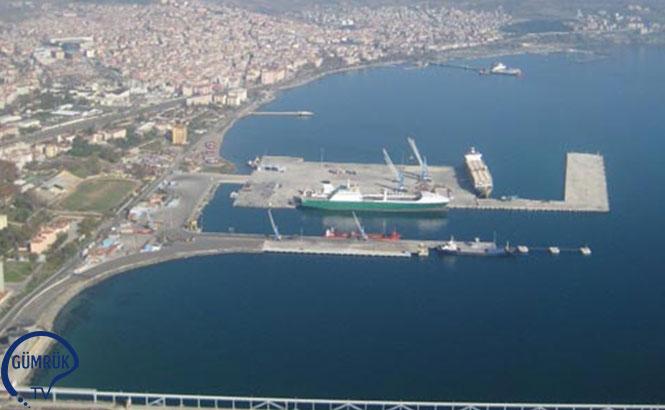 Tekirdağ Limanı Ceynak Lojistik'in