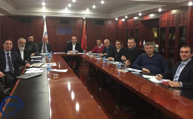 Gümrük ve Antrepo Çalışma Grubu Toplantısı