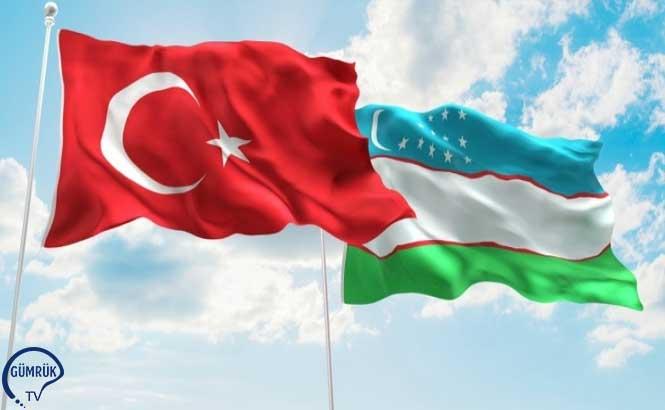Türkiye, Özbekistan'ın 4'üncü Büyük Ticari Ortağı
