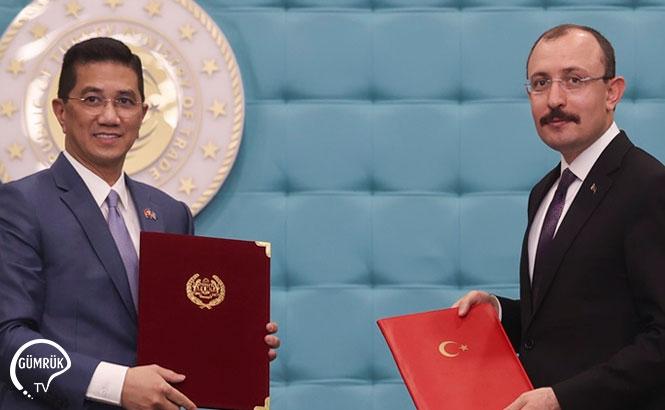 Türkiye ile Malezya Arasında Ortak Deklarasyon İmzalandı